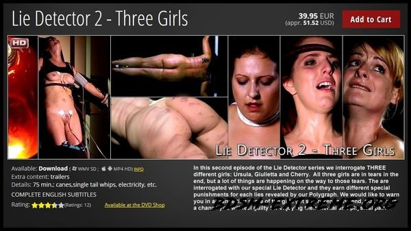 Lie Detector 2 – Three Girls (2020/HD)