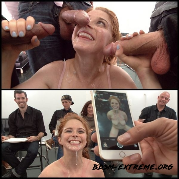Redhead Penny Pax shocks art class by taking giant cock in all holes (2020/HD)