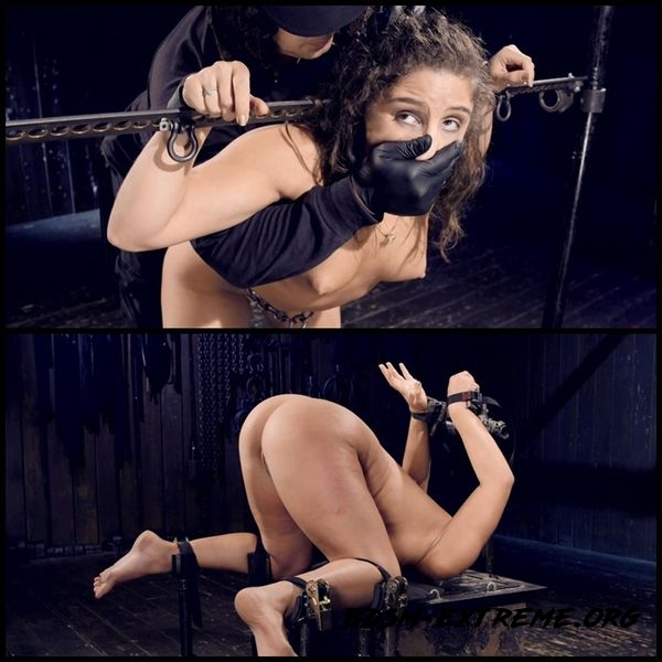 BDSM, Male Domination With Orlando, Abella Danger (2020/HD)