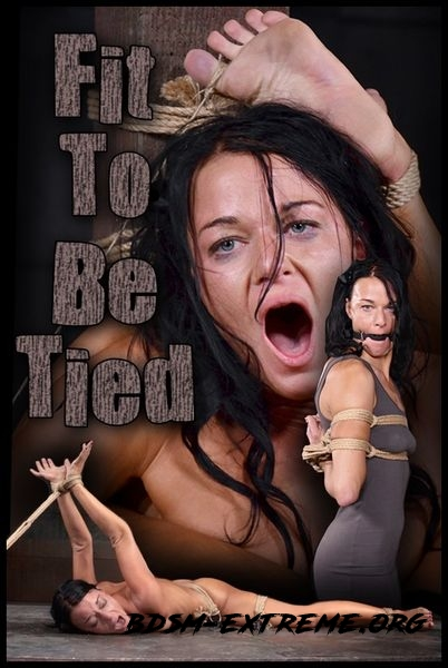 Fit To Be Tied – BDSM, Maledom With London River (2020/HD)