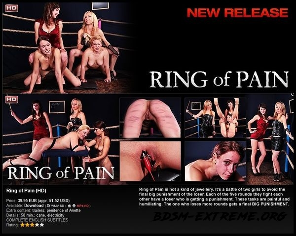 Ring of Pain – Ring of Pain The Training (2020/HD)