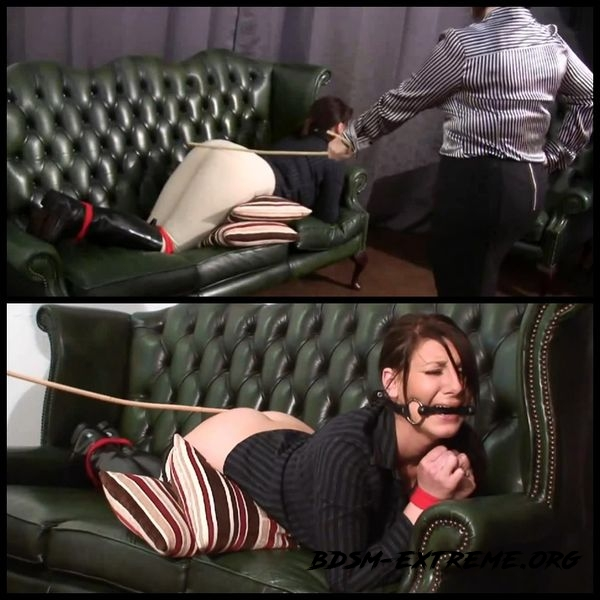Demi Scott aka Mercedes gets spanked (2020/HD)