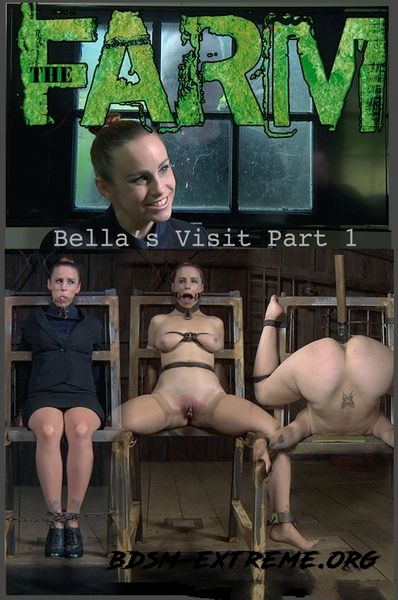 IR – The Farm: Bella's Visit Part 1 With Bella (2020/HD)