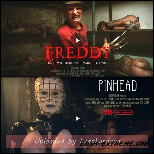 Freddy in 180° (Virtual Reality) (2020/UltraHD/2K)