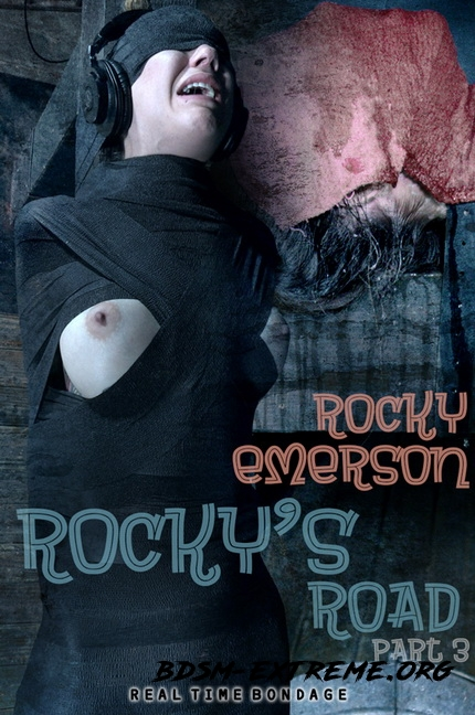 Rockys Road Part 3 With Rocky Emerson (2020/SD) [RealTimeBondage]