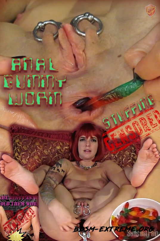 Anal Gummy Worm Stuffing Censored With Abigail Dupree (2020/HD) [SensualPain]
