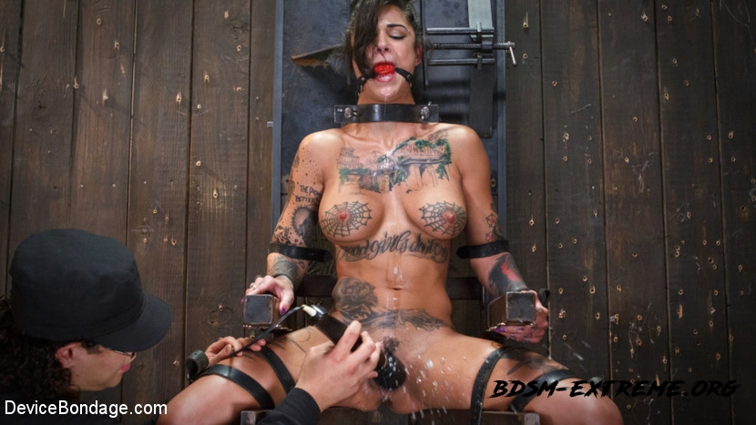 Hard Fucked in BDSM Sex - Depraved Sex With Bonnie Rotten, Daisy Ducati, Roxanne Rae, Janice Griffith, Lilly Lit, Ashley Lane (2020/HD) [DeviceBondage]