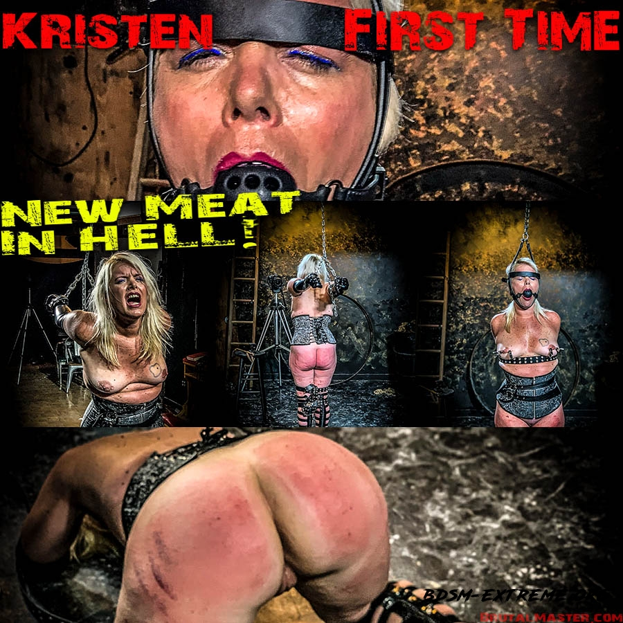 Bdsm Sex - Hard Penetration Of A Big Cock With Kristen (2020/FullHD) [BrutalMaster]