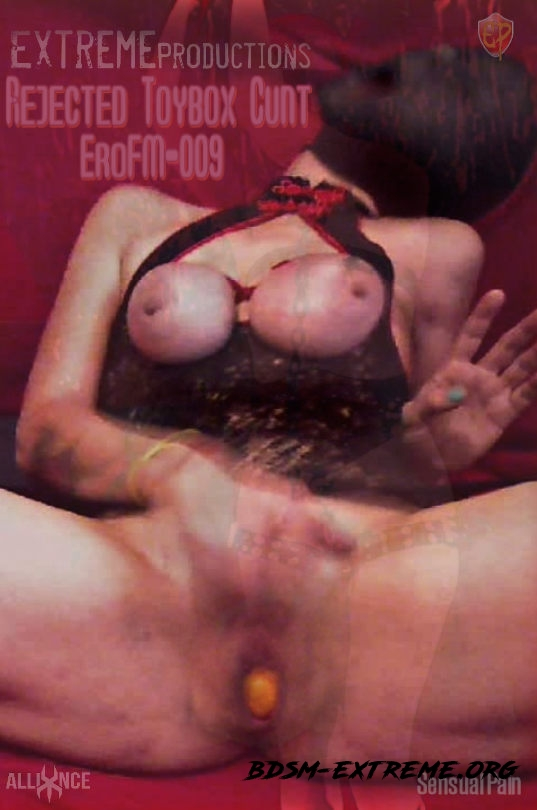 Rejected Toybox Cunt EroFM-009 With Penelope Davenport (2020/HD) [SensualPain]