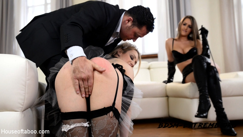 Hard Fucking a Woman in the Pussy Wildly With Kendra Star, Chessie Kay, Seth (2020/HD) [HouseOfTaboo]