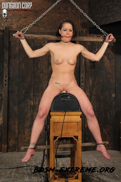 Whipped on the Sybian With Sadie Dawson (2020/HD) [Strict Restraint]
