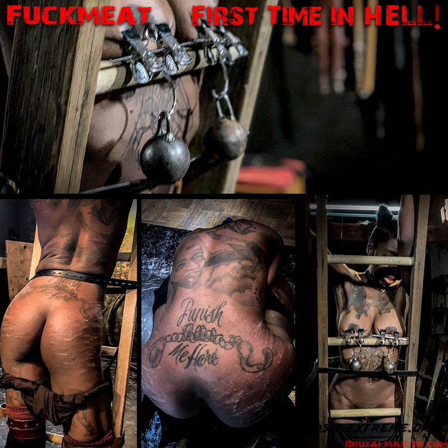 Fuckmeat – First Time In HELL (2020/FullHD) [BrutalMaster]