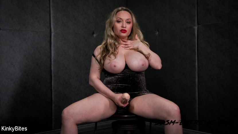 BDSM With Aiden Starr (2020/HD) [KinkyBites]