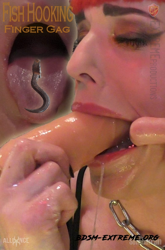 Fish Hooking Finger Gag With Abigail Dupree (2020/FullHD) [SensualPain]