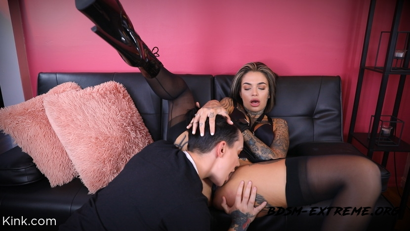 BDSM With Leigh Raven, Nikki Hearts (2020/FullHD) [Kink]