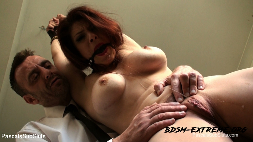 BDSM With Lucia Love, Pascal White, Andy Baxter (2020/HD) [PascalsSubSluts]
