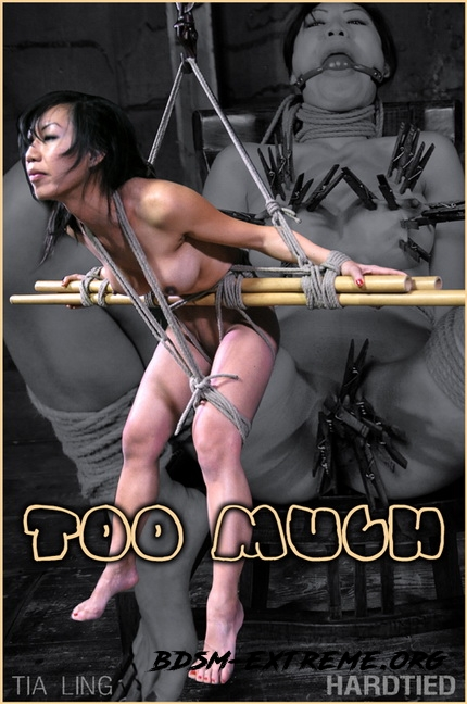Too Much With Tia Ling (2020/HD) [Hardtied]