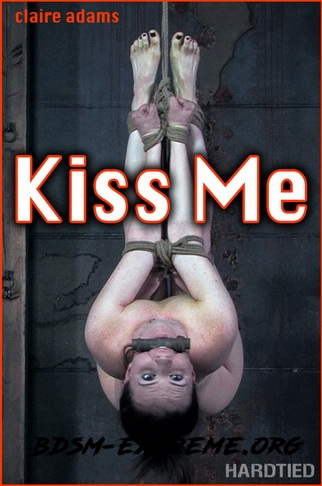 Kiss Me With Claire Adams (2020/HD) [Hardtied]