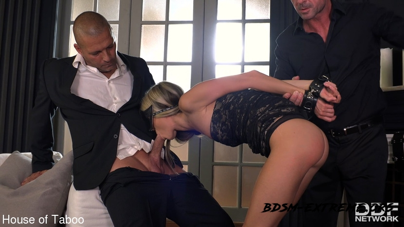 BDSM With Gina, David Perry, Thomas Stone (2020/FullHD) [DDFNetwork]
