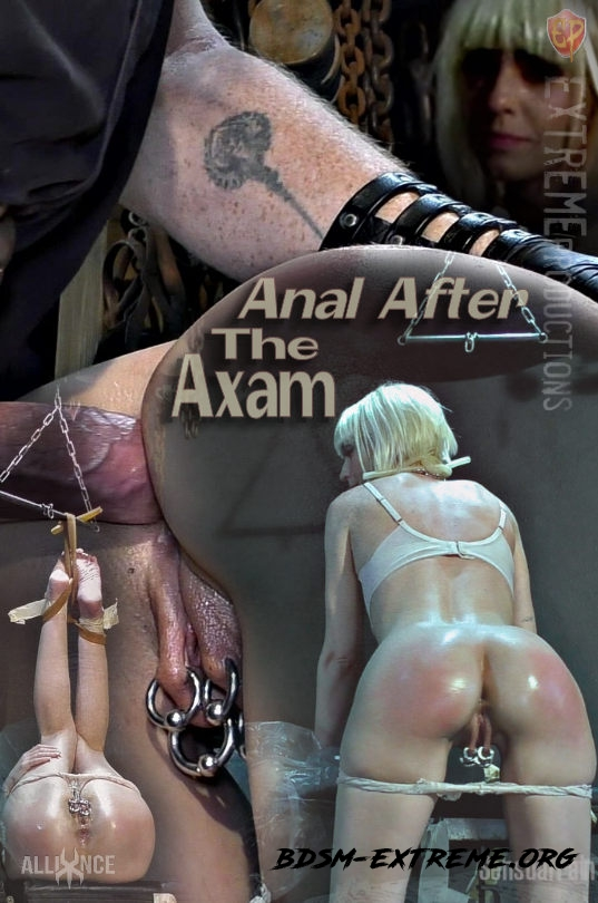 Anal After The Exam With Abigail Dupree (2020/FullHD) [SensualPain]