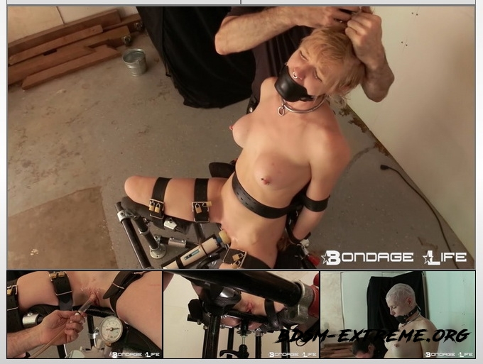 The Next Adventure With Rachel Greyhound, Damon Pierce (2020/HD) [Bondage Life]