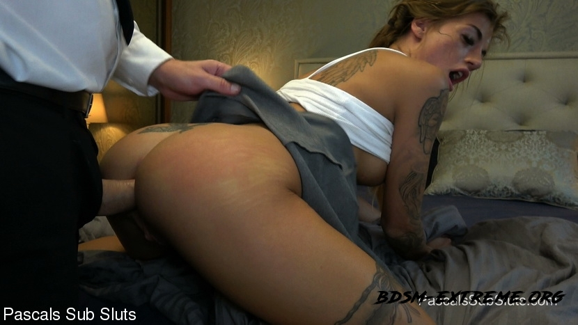BDSM With Silvia Dellai, Pascal White (2020/FullHD) [PascalsSubSluts]