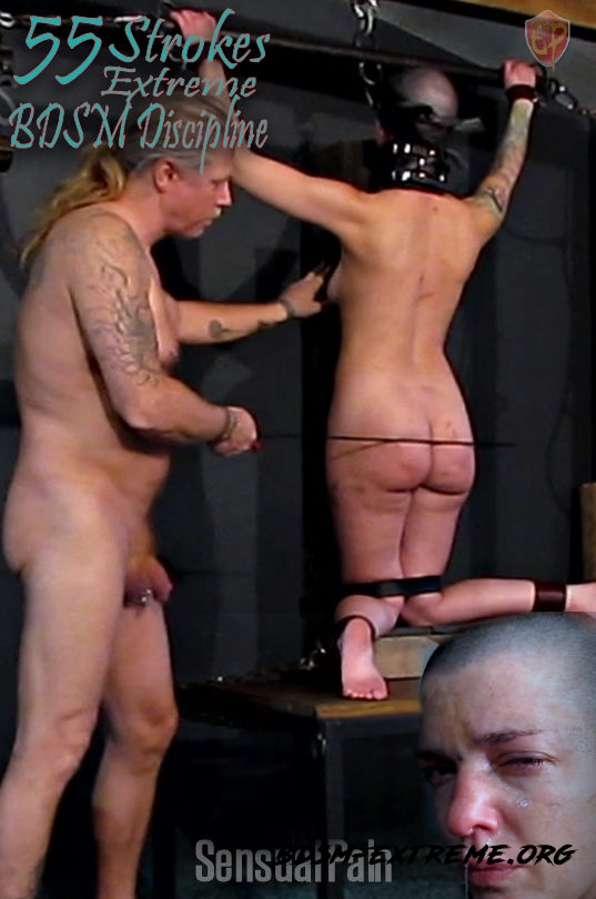 Strokes Extreme BDSM Discipline With Abigail Dupree (2020/HD) [SensualPain]