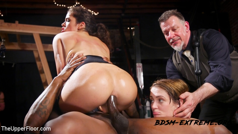 BDSM With Aiden Starr, Maestro Stefanos, Rob Piper (2020/HD) [TheUpperFloor]