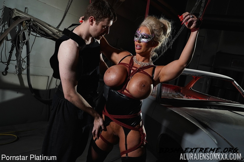 BDSM With Alura Jenson, Keith Grimm (2020/FullHD) [PornstarPlatinum]