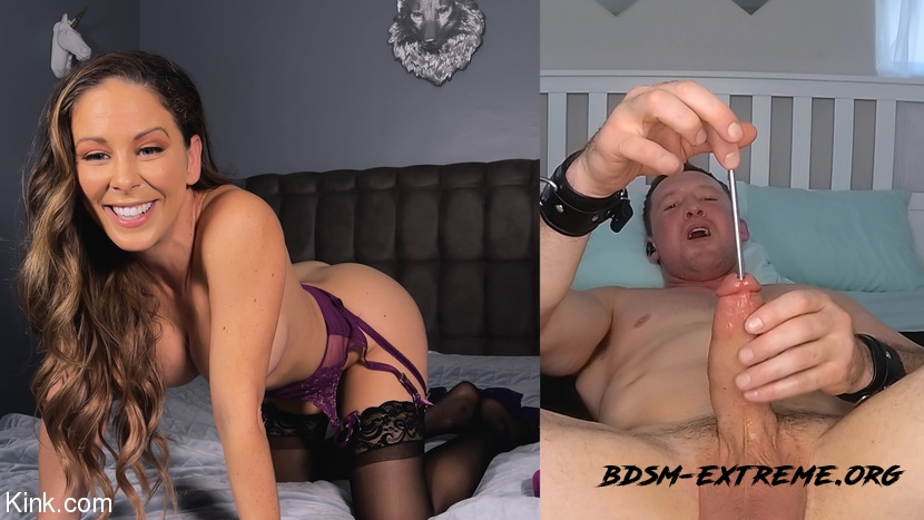 BDSM With Cherie DeVille, Pierce Paris (2020/FullHD) [Kink]