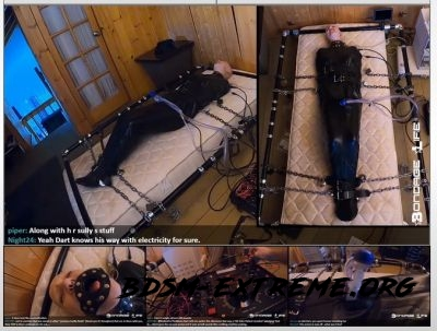 Sleepsack Suffering With Rachel Greyhound (2020/HD) [BondageLife]